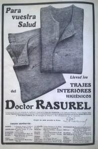 Preparándose para el invierno con las prendas del Doctor Rasurel.